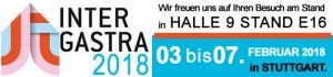 Banner 2 - Intergastra-Stuttgart