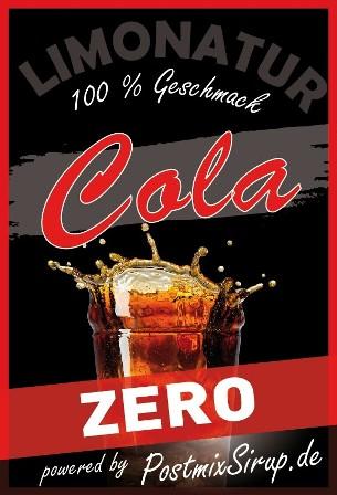 Postmix Cola Zero